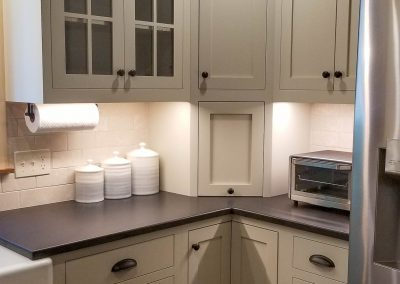 custom kitchen cabinets in CT