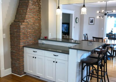 custom cabinetry in CT