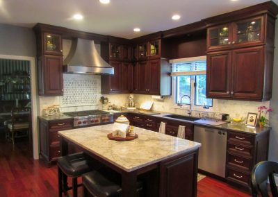 high end remodeling contractor in CT