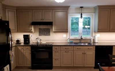 3 Benefits of Choosing Custom Cabinets