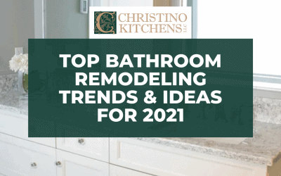 The Top CT Bathroom Remodeling Trends & Ideas for 2021